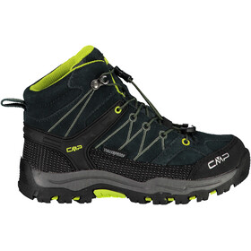 CMP Campagnolo Rigel WP Mid-Cut Trekkingschuhe Kinder jungle/energy